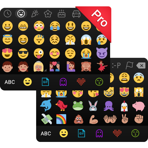cute pic keyboard with smileys apk download